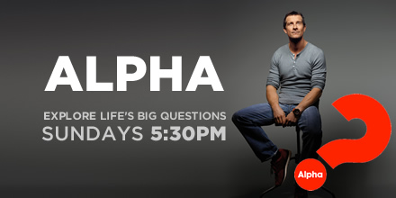 Alpha - Sunday Nights from 5:30pm