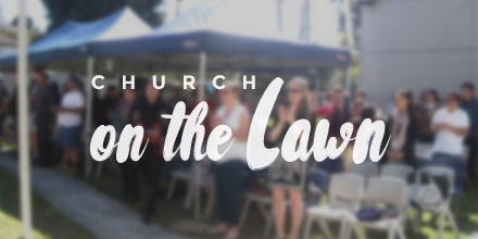 Church On The Lawn - 30 Oct - 10:30am