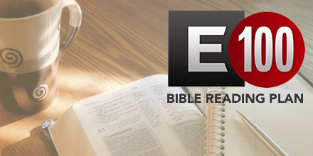 E100 - Essential 100 Bible Reading Plan